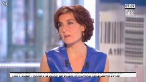 Nathalie Iannetta dans la Matinale - 29/03/13 - 09