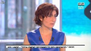 Nathalie Iannetta dans la Matinale - 29/03/13 - 10