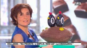 Nathalie Iannetta dans la Matinale - 29/03/13 - 13