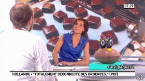 Nathalie Iannetta dans la Matinale - 29/03/13 - 14
