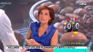 Nathalie Iannetta dans la Matinale - 29/03/13 - 15