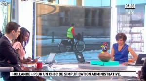 Nathalie Iannetta dans la Matinale - 29/03/13 - 16
