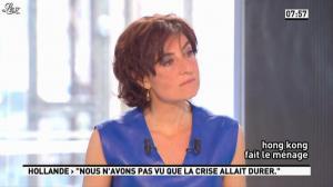 Nathalie Iannetta dans la Matinale - 29/03/13 - 29