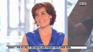 Nathalie Iannetta dans la Matinale - 29/03/13 - 32