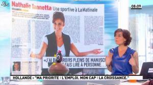 Nathalie Iannetta dans la Matinale - 29/03/13 - 35
