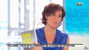 Nathalie Iannetta dans la Matinale - 29/03/13 - 47
