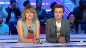 Pauline Lefèvre dans la Nouvelle Edition - 01/04/13 - 01
