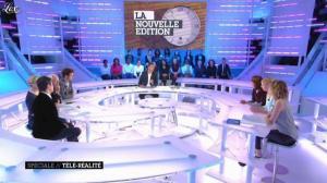 Pauline Lefèvre dans la Nouvelle Edition - 01/04/13 - 09