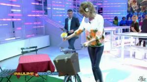 Pauline Lefèvre dans la Nouvelle Edition - 22/03/13 - 11
