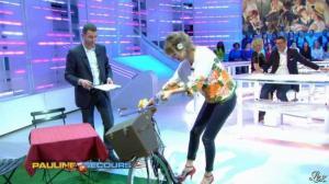 Pauline Lefèvre dans la Nouvelle Edition - 22/03/13 - 12