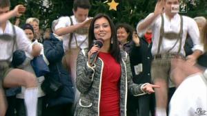 Roberta Gangeri dans Mezzogiorno in Famiglia - 02/12/12 - 07