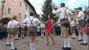 Roberta Gangeri dans Mezzogiorno in Famiglia - 02/12/12 - 08