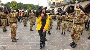 Roberta Gangeri dans Mezzogiorno in Famiglia - 17/03/13 - 16