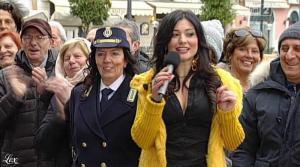 Roberta Gangeri dans Mezzogiorno in Famiglia - 17/03/13 - 50