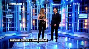 Sandrine Quétier dans 50 Minutes Inside - 04/05/13 - 01
