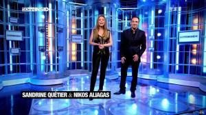 Sandrine Quétier dans 50 Minutes Inside - 04/05/13 - 02