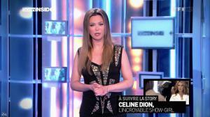 Sandrine Quétier dans 50 Minutes Inside - 04/05/13 - 11