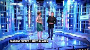Sandrine Quétier dans 50 Minutes Inside - 27/04/13 - 01