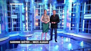 Sandrine Quétier dans 50 Minutes Inside - 27/04/13 - 02
