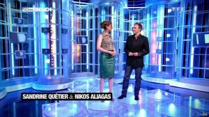 Sandrine Quétier dans 50 Minutes Inside - 27/04/13 - 03