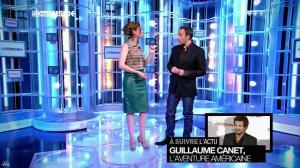 Sandrine Quétier dans 50 Minutes Inside - 27/04/13 - 06