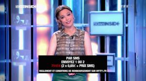 Sandrine Quétier dans 50 Minutes Inside - 27/04/13 - 62