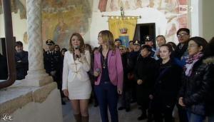Silvia Squizzato et Laura Squizzato dans Mezzogiorno in Famiglia - 23/03/13 - 04