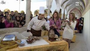 Silvia Squizzato et Laura Squizzato dans Mezzogiorno in Famiglia - 23/03/13 - 40