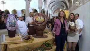 Silvia Squizzato et Laura Squizzato dans Mezzogiorno in Famiglia - 23/03/13 - 45