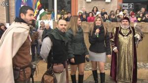 Silvia Squizzato et Laura Squizzato dans Mezzogiorno in Famiglia - 27/01/13 - 04