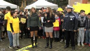 Silvia Squizzato et Laura Squizzato dans Mezzogiorno in Famiglia - 27/01/13 - 13