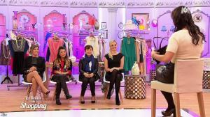 Alexandra, Nolwenn, Paulina et Céline dans les Reines du Shopping - 07/03/14 - 10