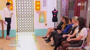 Alexandra, Nolwenn, Paulina et Céline dans les Reines du Shopping - 07/03/14 - 18