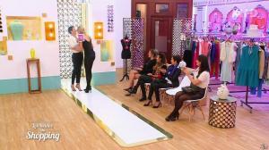 Alexandra, Nolwenn, Paulina et Céline dans les Reines du Shopping - 07/03/14 - 22