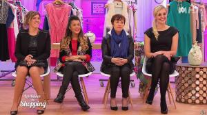 Alexandra, Nolwenn et Paulina dans les Reines du Shopping - 07/03/14 - 11