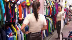 Céline dans les Reines du Shopping - 07/03/14 - 04