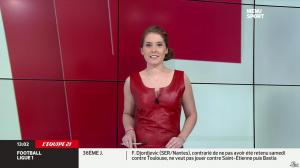 Elodie Poyade dans Menu Sport - 05/05/14 - 03
