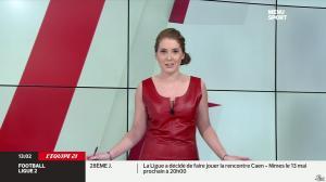 Elodie Poyade dans Menu Sport - 05/05/14 - 04
