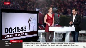 Elodie Poyade dans Menu Sport - 05/05/14 - 09