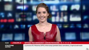 Elodie Poyade dans Menu Sport - 05/05/14 - 12