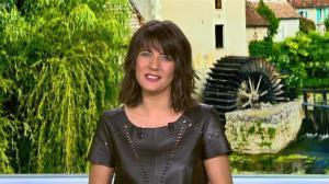Estelle Denis dans Euro Millions - 13/05/14 - 04