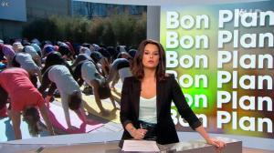 Faustine Bollaert dans 100 Mag - 22/04/14 - 04