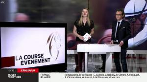 France Pierron dans Menu Sport - 13/03/14 - 01