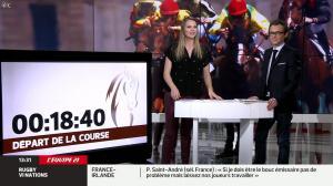 France Pierron dans Menu Sport - 13/03/14 - 02