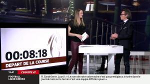 France Pierron dans Menu Sport - 13/03/14 - 03