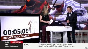 France Pierron dans Menu Sport - 13/03/14 - 05