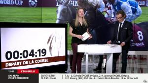 France Pierron dans Menu Sport - 13/03/14 - 06