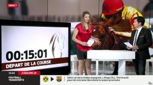France Pierron dans Menu Sport - 14/04/14 - 08