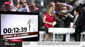 France Pierron dans Menu Sport - 14/04/14 - 09