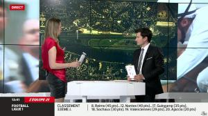 France Pierron dans Menu Sport - 14/04/14 - 11